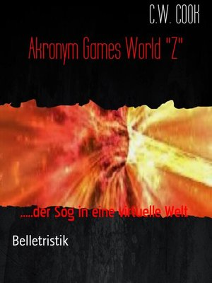 "cover image of Akronym der Games World ""Z"""