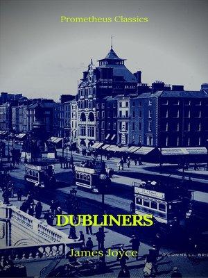 cover image of Dubliners (Prometheus Classics)