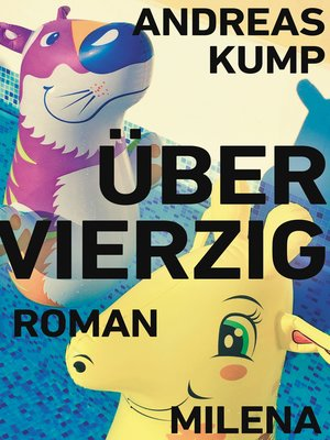 cover image of ÜBER VIERZIG