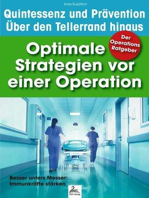 cover image of Der Operations Ratgeber