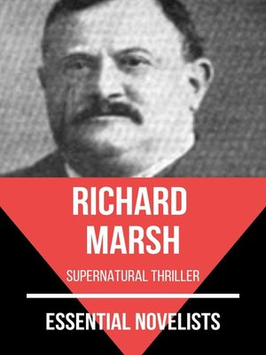 cover image of Essential Novelists--Richard Marsh