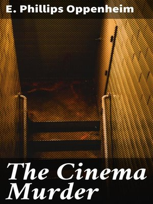 cover image of The Cinema Murder