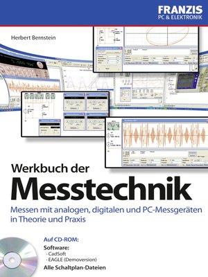 cover image of Werkbuch der Messtechnik