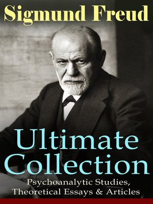 cover image of SIGMUND FREUD Ultimate Collection
