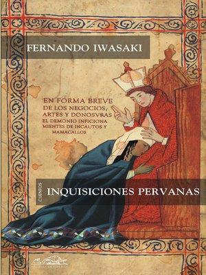 cover image of Inquisiciones peruanas