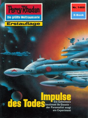 cover image of Perry Rhodan 1469