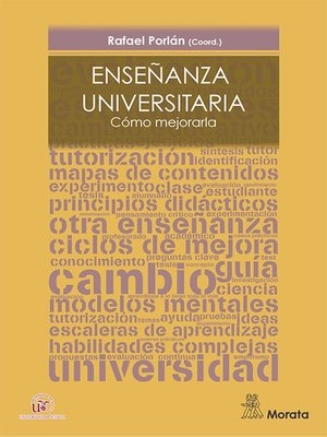 cover image of Enseñanza universitaria