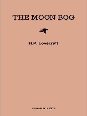 cover image of The Moon Bog