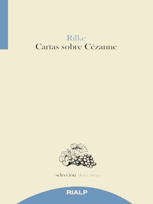 cover image of Cartas sobre Cézanne