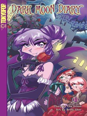 cover image of Dark Moon Diary manga volume 2