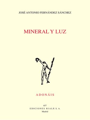 cover image of Mineral y luz