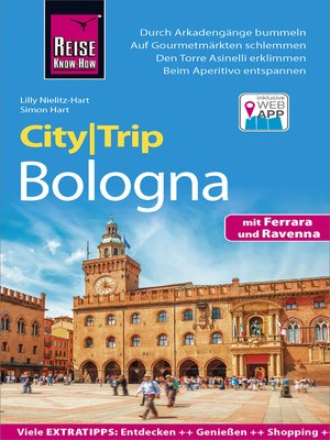 cover image of Reise Know-How CityTrip Bologna mit Ferrara und Ravenna