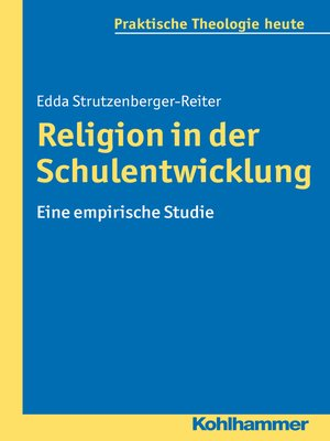 cover image of Religion in der Schulentwicklung