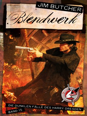 cover image of Harry Dresden 15--Blendwerk
