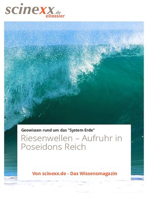 cover image of Riesenwellen