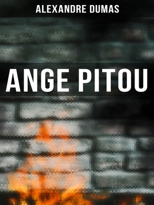 cover image of Ange Pitou
