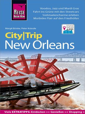 cover image of Reise Know-How CityTrip New Orleans