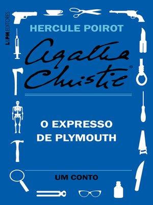 cover image of O Expresso de Plymouth