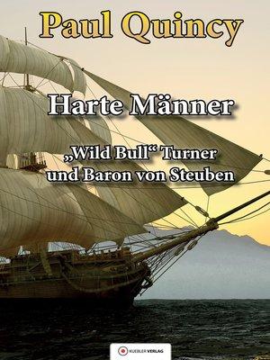 cover image of Harte Männer