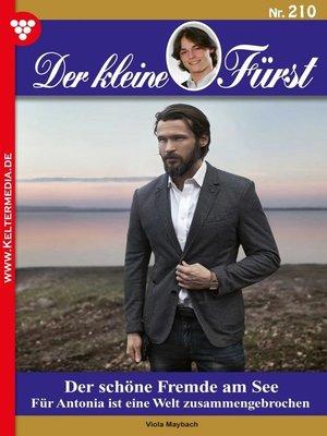 cover image of Der kleine Fürst 210 – Adelsroman