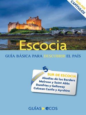 cover image of Sur de Escocia