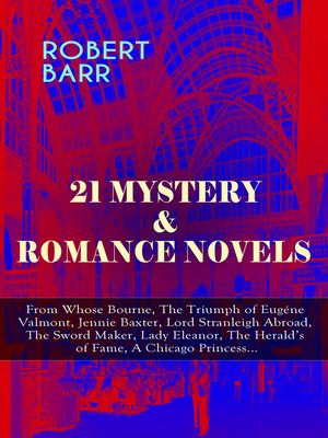 cover image of 21 Mystery & Romance Novels