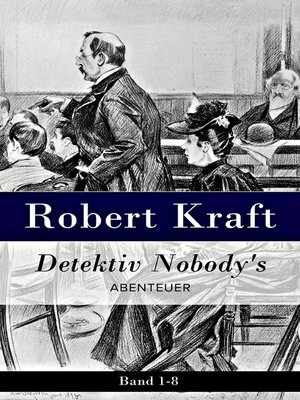 cover image of Detektiv Nobody's Abtenteuer