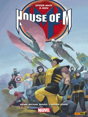 cover image of House of M