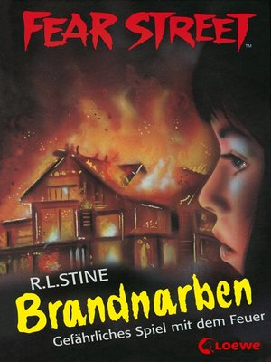 cover image of Fear Street 38--Brandnarben