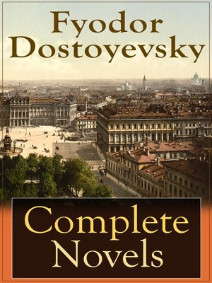 cover image of Complete Novels of Fyodor Dostoyevsky