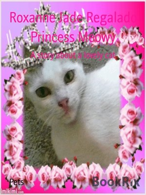 cover image of Princess Meowy