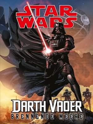 cover image of Darth Vader--Brenennde Meere