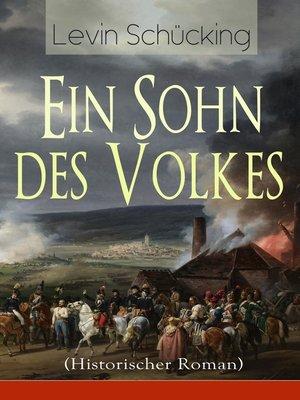 cover image of Ein Sohn des Volkes (Historischer Roman)