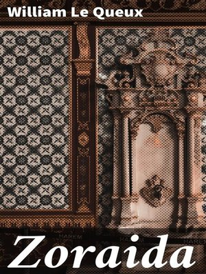 cover image of Zoraida