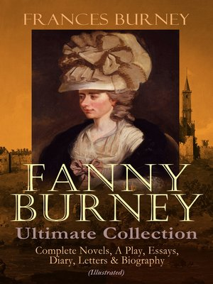 cover image of FANNY BURNEY Ultimate Collection