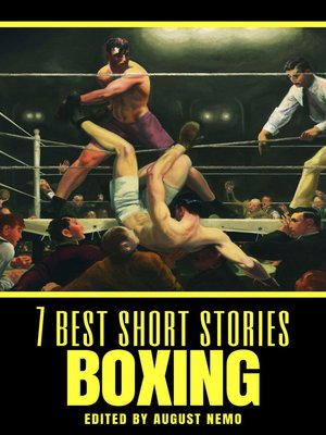 cover image of 7 best short stories--Boxing