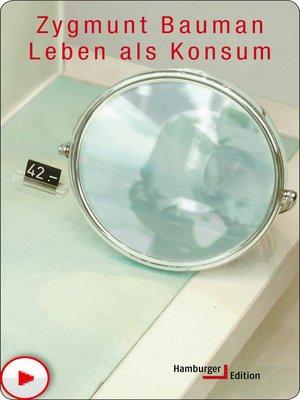 cover image of Leben als Konsum
