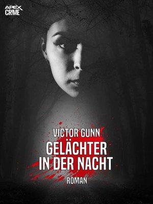 cover image of GELÄCHTER IN DER NACHT