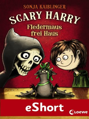 cover image of Scary Harry--Fledermaus frei Haus