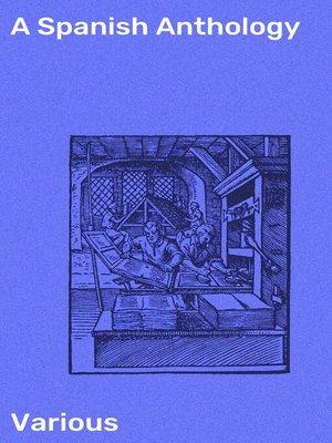cover image of A Spanish Anthology