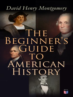 cover image of The Beginner's Guide to American History