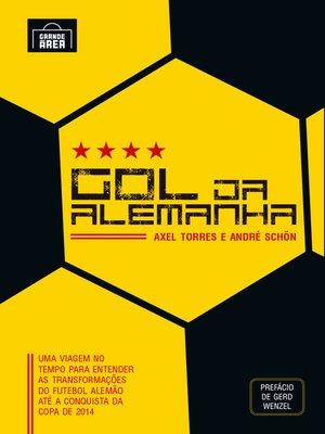 cover image of Gol da Alemanha
