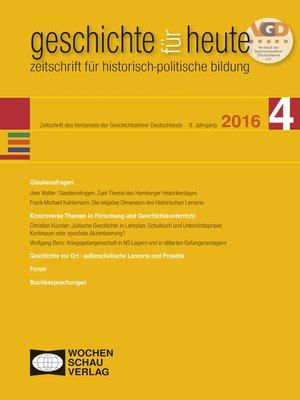 cover image of Glaubensfragen