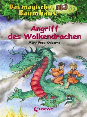 cover image of Das magische Baumhaus 35--Angriff des Wolkendrachen