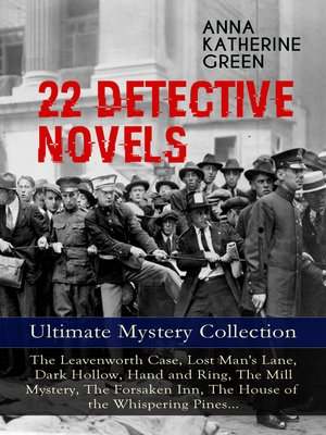 cover image of 22 Detective Novels--Ultimate Mystery Collection