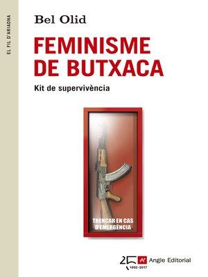 cover image of Feminisme de butxaca