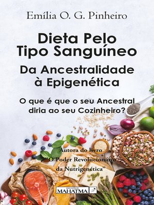 cover image of Dieta pelo tipo sanguíneo