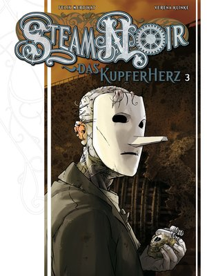 cover image of Steam Noir--Das Kupferherz 3