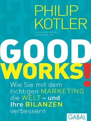 cover image of GOOD WORKS!