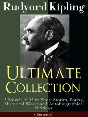 cover image of Rudyard Kipling Ultimate Collection